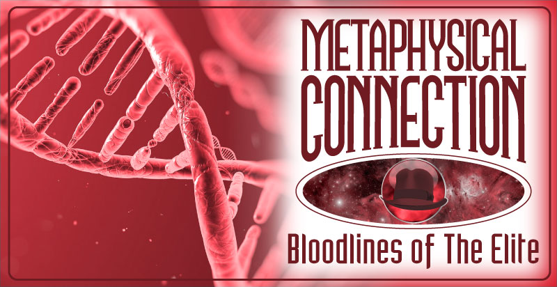 Bloodlines of The Elite: The Metaphysical Connection 22